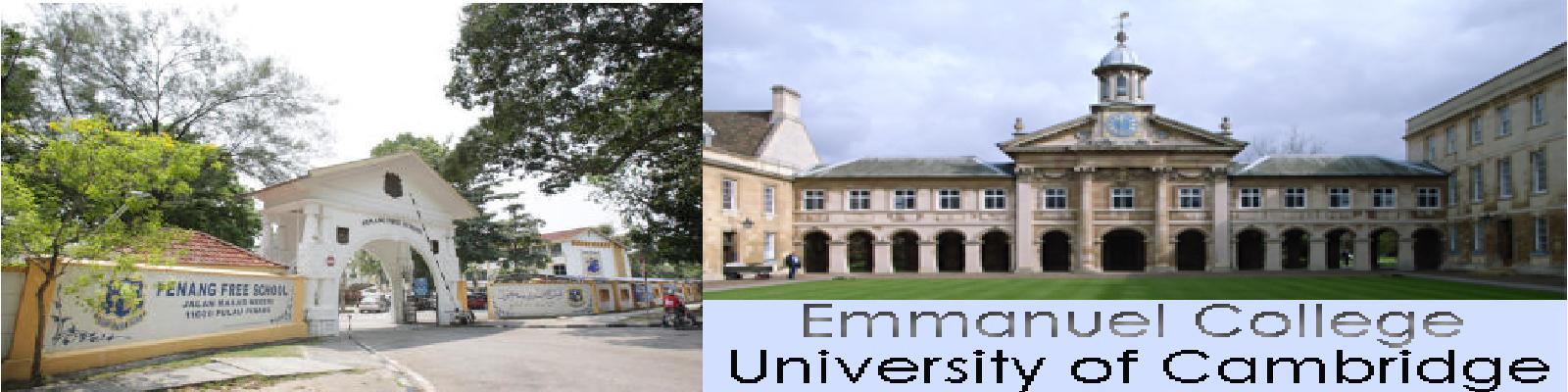 Penang Free School and Emmanuel College